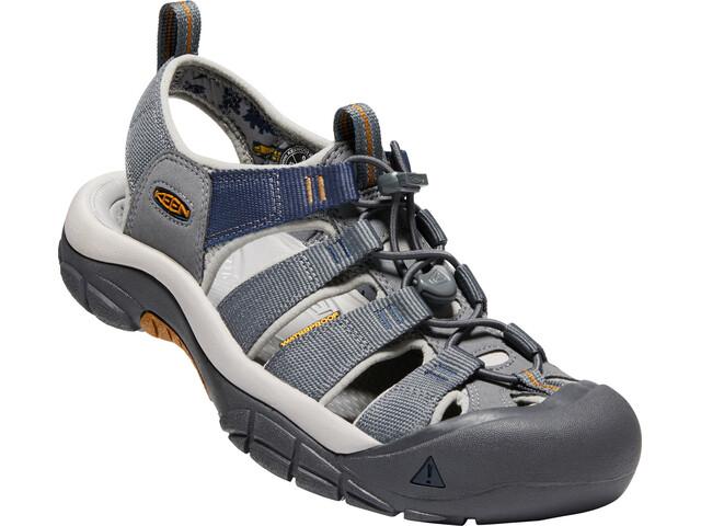 Keen Newport Hydro Sandals Men Steel Grey/Paloma